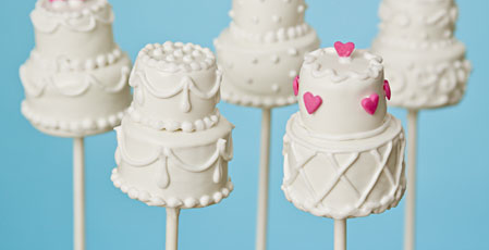 Cake Pop's Rock The Destination World!