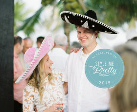 L & G - Mexican Welcome Party