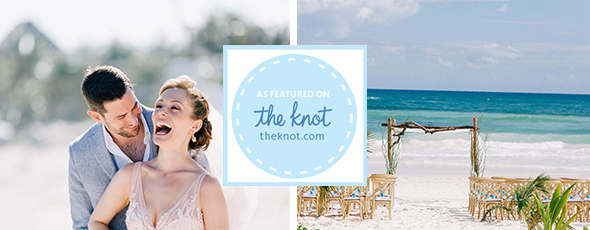 EEEKK!!! Featured in THE KNOT magazine